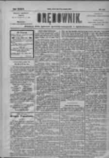 Orędownik: pismo dla spraw politycznych i społecznych 1904.06.28 R.34 Nr146