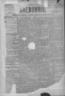 Orędownik: pismo dla spraw politycznych i społecznych 1904.07.01 R.34 Nr148