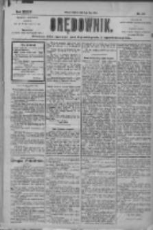 Orędownik: pismo dla spraw politycznych i społecznych 1904.07.03 R.34 Nr150