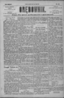 Orędownik: pismo dla spraw politycznych i społecznych 1904.07.14 R.34 Nr159
