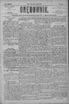 Orędownik: pismo dla spraw politycznych i społecznych 1904.07.19 R.34 Nr163