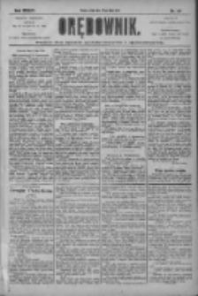 Orędownik: pismo dla spraw politycznych i społecznych 1904.07.19 R.34 Nr164