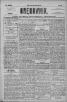 Orędownik: pismo dla spraw politycznych i społecznych 1904.07.26 R.34 Nr169