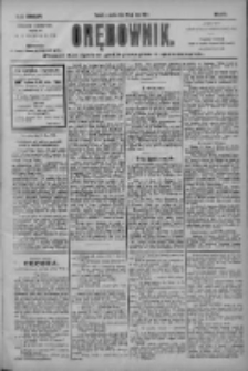 Orędownik: pismo dla spraw politycznych i społecznych 1904.07.28 R.34 Nr171