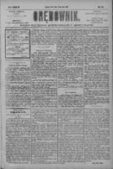 Orędownik: pismo dla spraw politycznych i społecznych 1904.07.30 R.34 Nr173