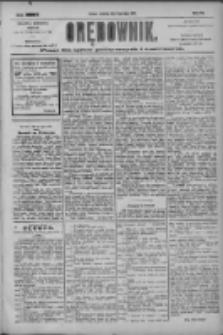 Orędownik: pismo dla spraw politycznych i społecznych 1904.07.31 R.34 Nr174