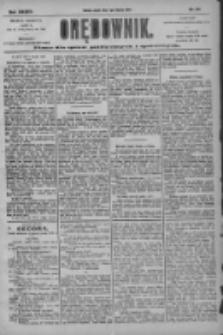 Orędownik: pismo dla spraw politycznych i społecznych 1904.08.05. R.34 Nr178