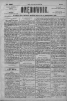 Orędownik: pismo dla spraw politycznych i społecznych 1904.08.06 R.34 Nr179