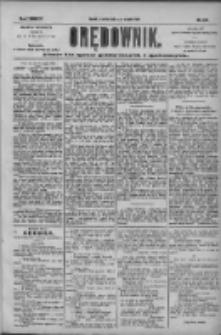 Orędownik: pismo dla spraw politycznych i społecznych 1904.08.11 R.34 Nr183