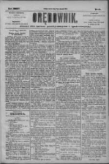 Orędownik: pismo dla spraw politycznych i społecznych 1904.08.13 R.34 Nr185