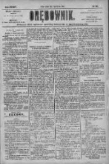 Orędownik: pismo dla spraw politycznych i społecznych 1904.08.19 R.34 Nr189
