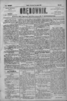 Orędownik: pismo dla spraw politycznych i społecznych 1904.08.22 R.34 Nr192