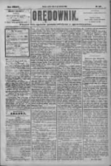 Orędownik: pismo dla spraw politycznych i społecznych 1904.08.27 R.34 Nr196