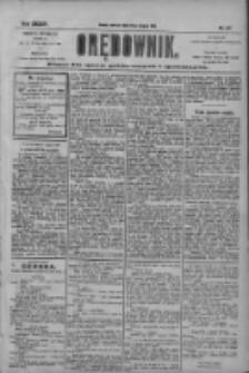 Orędownik: pismo dla spraw politycznych i społecznych 1904.08.28 R.34 Nr197