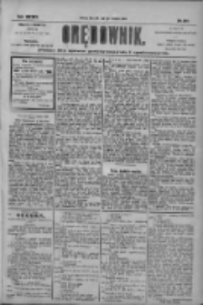 Orędownik: pismo dla spraw politycznych i społecznych 1904.09.01 R.34 Nr200