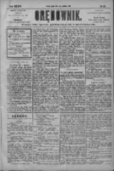 Orędownik: pismo dla spraw politycznych i społecznych 1904.09.02.R.34 Nr201