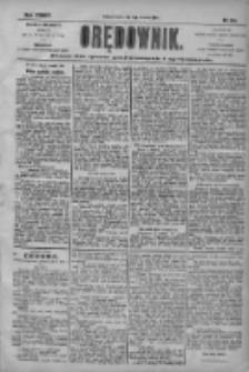 Orędownik: pismo dla spraw politycznych i społecznych 1904.09.06 R.34 Nr204
