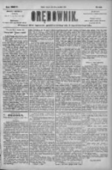 Orędownik: pismo dla spraw politycznych i społecznych 1904.09.13 R.34 Nr209