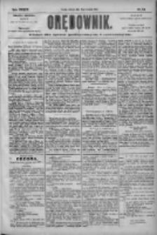 Orędownik: pismo dla spraw politycznych i społecznych 1904.09.18 R.34 Nr214