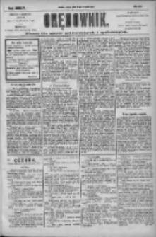 Orędownik: pismo dla spraw politycznych i społecznych 1904.09.20 R.34 Nr215