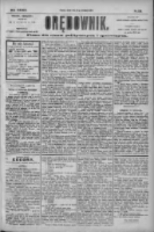 Orędownik: pismo dla spraw politycznych i społecznych 1904.09.21 R.34 Nr216