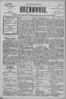 Orędownik: pismo dla spraw politycznych i społecznych 1904.09.22 R.34 Nr217
