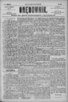 Orędownik: pismo dla spraw politycznych i społecznych 1904.10.04 R.34 Nr227