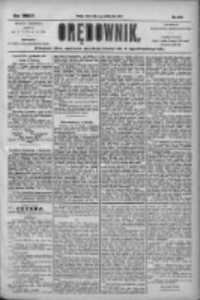 Orędownik: pismo dla spraw politycznych i społecznych 1904.10.05 R.34 Nr228