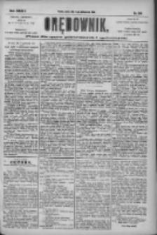 Orędownik: pismo dla spraw politycznych i społecznych 1904.10.15 R.34 Nr236