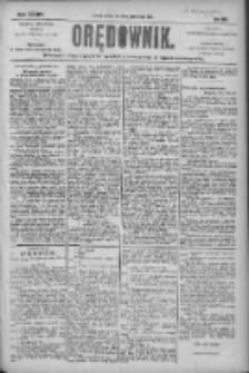 Orędownik: pismo dla spraw politycznych i społecznych 1904.10.18 R.34 Nr238