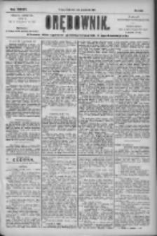 Orędownik: pismo dla spraw politycznych i społecznych 1904.10.19 R.34 Nr240