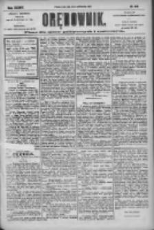 Orędownik: pismo dla spraw politycznych i społecznych 1904.10.26 R.34 Nr246