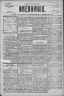 Orędownik: pismo dla spraw politycznych i społecznych 1904.10.28 R.34 Nr248
