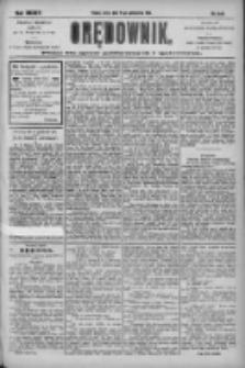 Orędownik: pismo dla spraw politycznych i społecznych 1904.10.29 R.34 Nr249