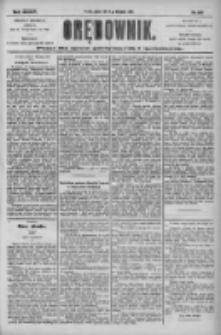 Orędownik: pismo dla spraw politycznych i społecznych 1904.11.04 R.34 Nr253