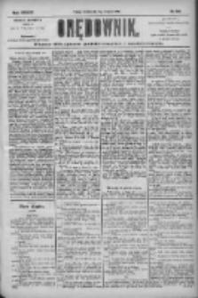 Orędownik: pismo dla spraw politycznych i społecznych 1904.11.06 R.34 Nr255