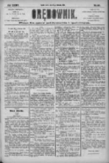 Orędownik: pismo dla spraw politycznych i społecznych 1904.11.12 R.34 Nr260