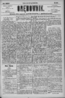Orędownik: pismo dla spraw politycznych i społecznych 1904.11.15 R.34 Nr262