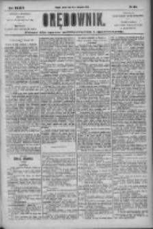 Orędownik: pismo dla spraw politycznych i społecznych 1904.11.18 R.34 Nr264