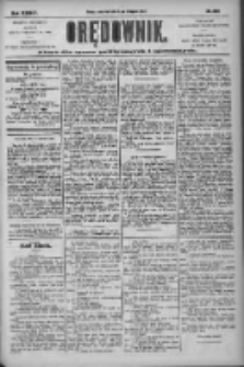 Orędownik: pismo dla spraw politycznych i społecznych 1904.11.24 R.34 Nr269