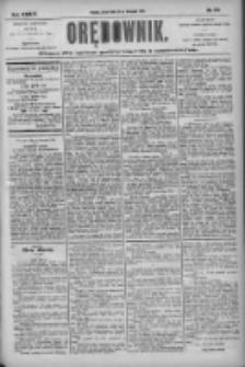 Orędownik: pismo dla spraw politycznych i społecznych 1904.11.25 R.34 Nr270
