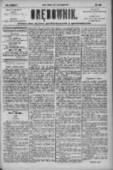 Orędownik: pismo dla spraw politycznych i społecznych 1904.11.27 R.34 Nr272