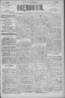 Orędownik: pismo dla spraw politycznych i społecznych 1904.11.30 R.34 Nr274