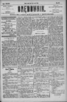 Orędownik: pismo dla spraw politycznych i społecznych 1904.12.03 R.34 Nr277