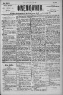 Orędownik: pismo dla spraw politycznych i społecznych 1904.12.06 R.34 Nr279