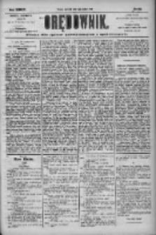 Orędownik: pismo dla spraw politycznych i społecznych 1904.12.08 R.34 Nr281