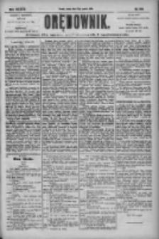 Orędownik: pismo dla spraw politycznych i społecznych 1904.12.10 R.34 Nr282