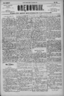Orędownik: pismo dla spraw politycznych i społecznych 1904.12.11 R.34 Nr283