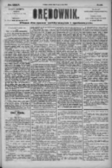 Orędownik: pismo dla spraw politycznych i społecznych 1904.12.13 R.34 Nr284