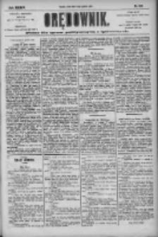 Orędownik: pismo dla spraw politycznych i społecznych 1904.12.14 R.34 Nr285